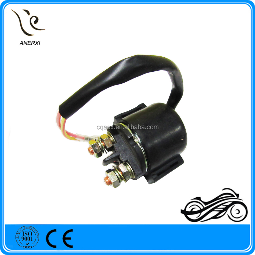 Chinese Top Quality Motorcycle Parts CG125 Starter Relay