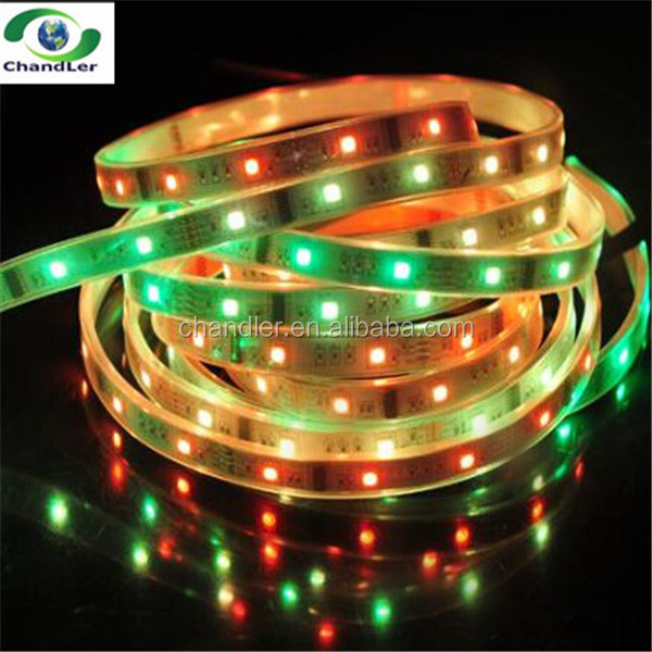 CHANDLER 6803IC LED magic strips rgb /multicolor led light strip AC/DC12V