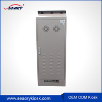 seaory manufacturer phone charging interactive kiosk terminal machine