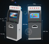 TK-MFS90 Infrared Touch Screen Self-service Information Query Manchine/wall mounted ticket kiosk