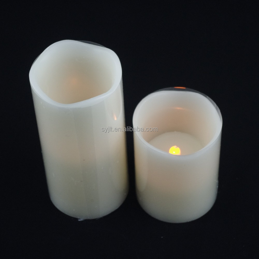 Decorative Christmas Tree Remote Control Led Candle For