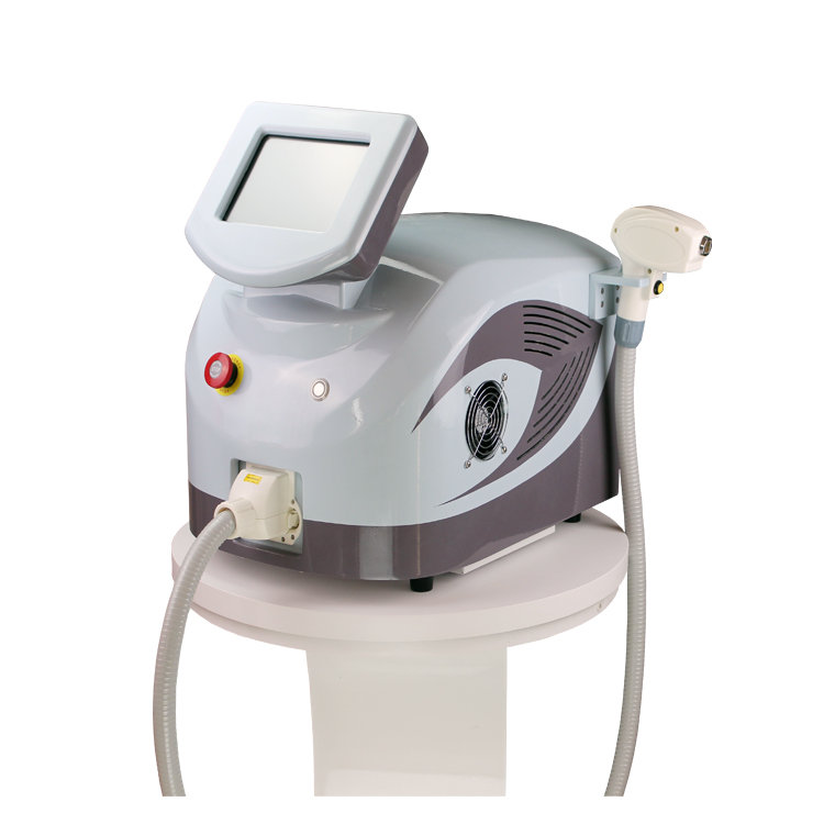 CE Approved <strong>Q</strong> Switched 1064nm 808nm 755nm Hair Removal Machine Ruby Laser