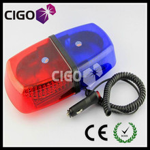 12v car jinbei studio flash lighting with blur red color