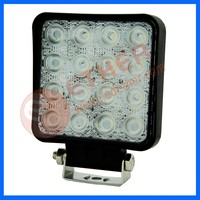 High intensity 48W LED Off-road Work Light Perfect waterproof Auto LED working lamp
