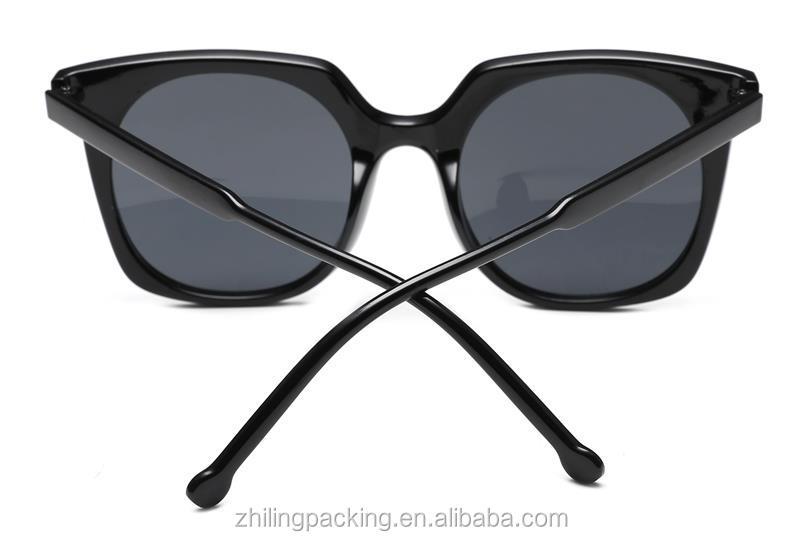ZHILING 태양 안경 패션 복고풍 선글라스 중국