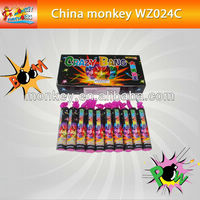 Small size Crazy Bang big sound voice powder banger Firecracker Fireworks(WZ024C)