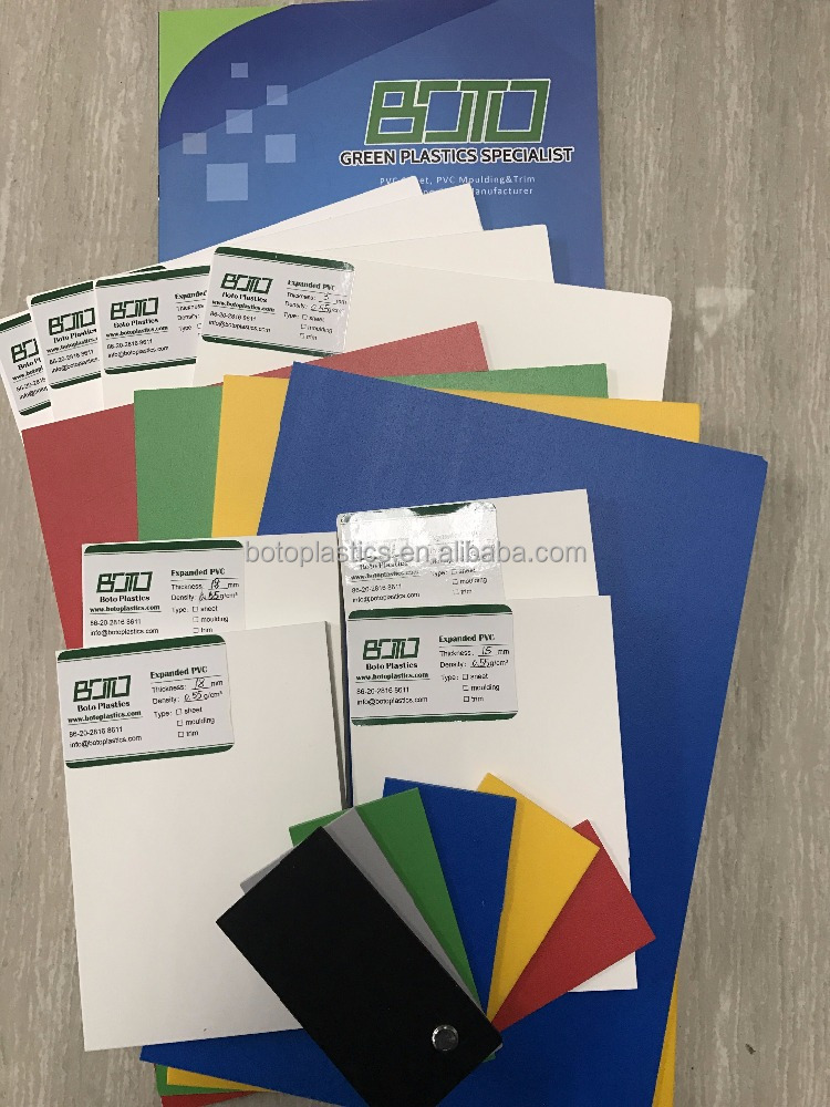 PVC celuka board Expanded PVC sheet waterproof