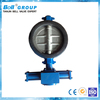 DN400 Carbon Steel Eccentric Hydraulic Butterfly Valve
