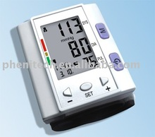 USB blood pressure monitor