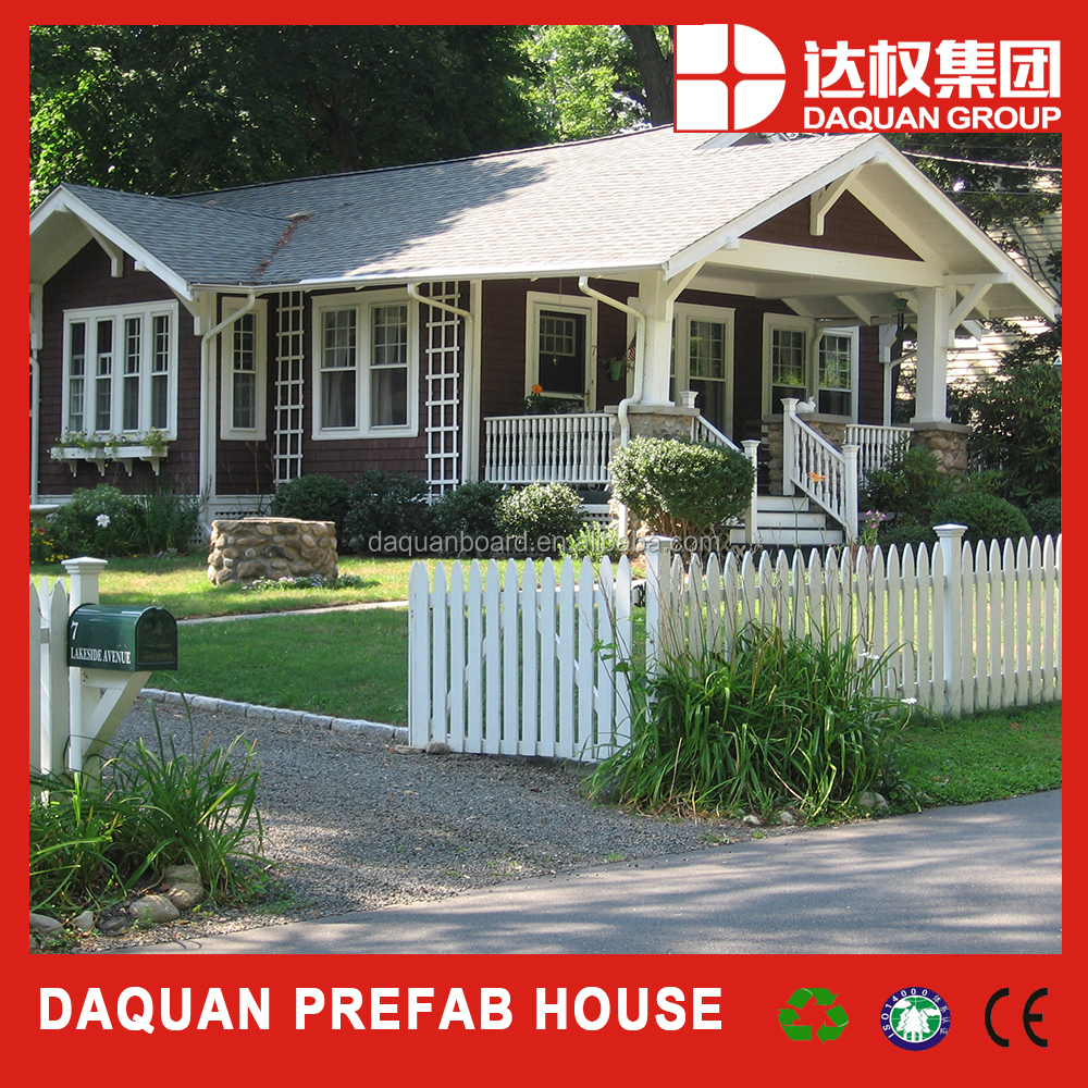 Daquan self build house quick and easy eps cement sandwich wall panel building system