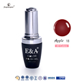 fengshangmei brand color uv gel polish high quality free sample fashion gel nail polish