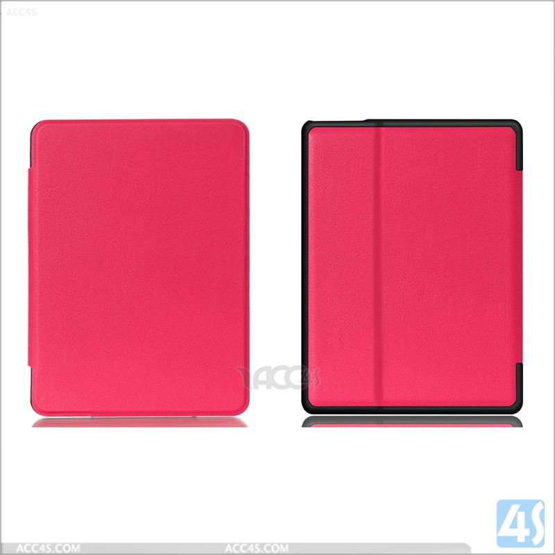For Amazon Kindle Oasis leather covers,for New AMAZON Kindle Oasis PU Leather flip case manufacturer China