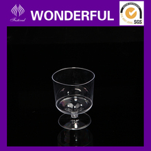 disposabel plastic cup for wine