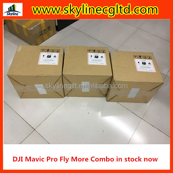 DJI 2017 Newest DJI Mavic Pro Fly more Combo Folding FPV Drone With 4K HD Camera, OcuSync Live View GPS GLONASS System in stock