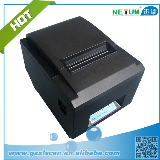 NT-8250 80mm Thermal Receipt Printer Compatible with ESC/POS Command