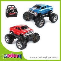High quality 1:24scale big wheels rc tracked vehicle