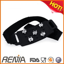 RENJIA strap on ice cleats ice cleats canadian tire ice cleats for boots