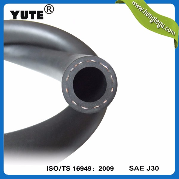 YUTE 1inch sae j30r9 fkm rubber iso approved fuel hose
