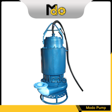 High output water submersible pumps