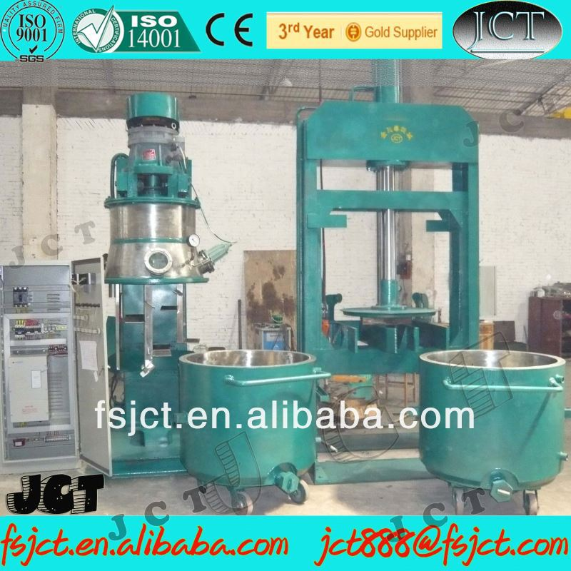 JCT Multifunctional plastic static mixer