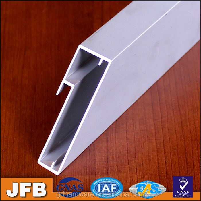 Alluminium profiles for kitchen cabinet glass door aluminum glass frame extrusion