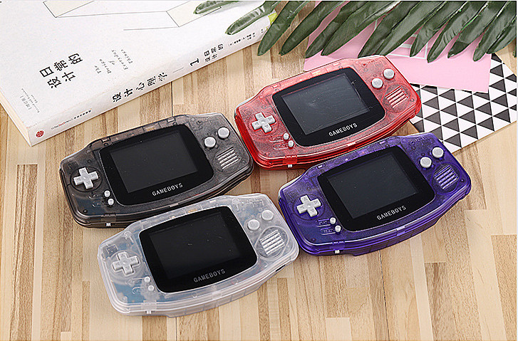 400 in 1 Retro Handheld Game Console 3.0 Inch Color Screen Support 2 Players AV Out
