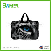 Unique design top grade trendy custom printed design your own laptop sleeve