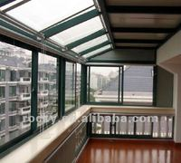 Clear Tempered Laminated Glass for Sunlight Room
