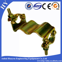 Safety BS1139 scaffolding types of trailer couplers