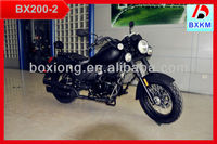 New powerful classic black 150cc chopper for sale