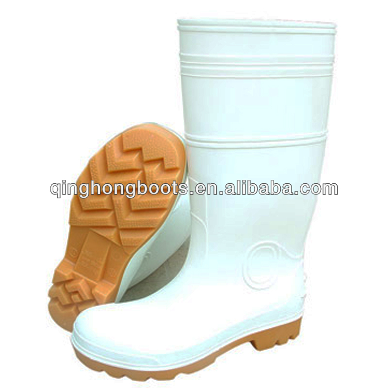 oil water resistance safety work boots with oil resistant sole