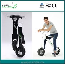 CE and FCC approved cheap personal transporter Escooter