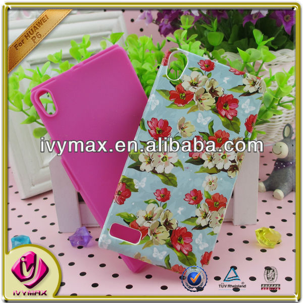 ivymax huawei ascend p6 mobile cases