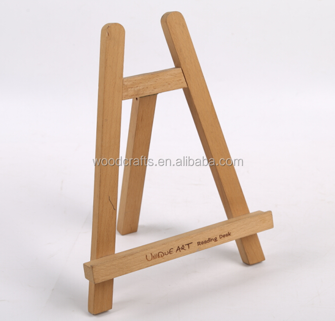 JX-007 Wooden Mini Table Easel