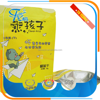 China wholesale plastic frozen bags , stand up pouch , stand up bag