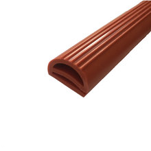 extrusion flexible silicone refrigerator seal strip