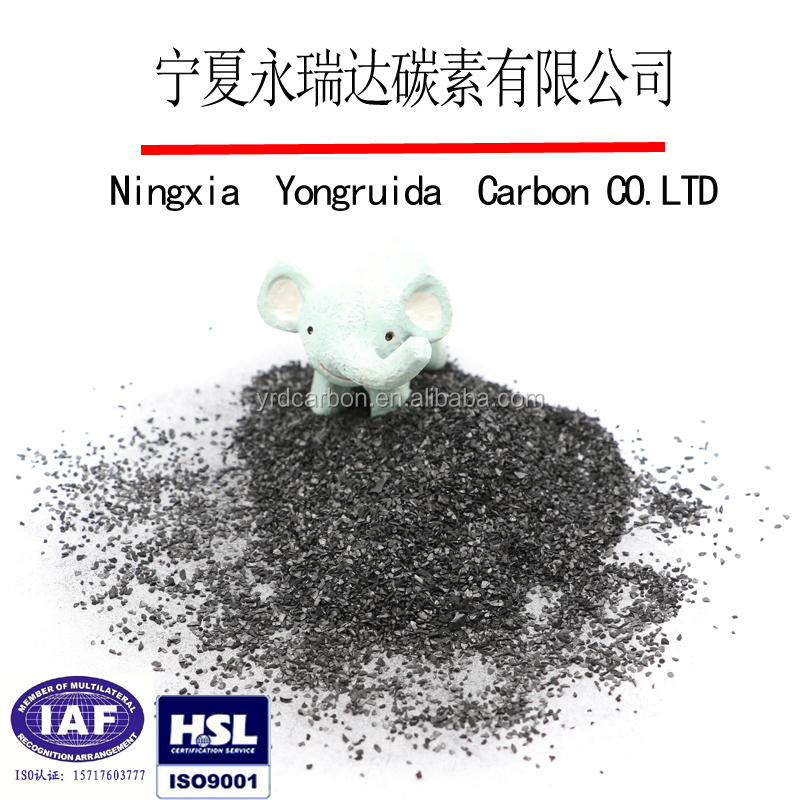 Ningxia activated carbon price coconut shell carbon