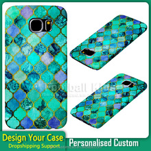 Wholesale The Latest fashion Design phone case for samsung galaxy s4 s5 s6 edge Customized Slim Shell case