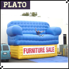 giant inflatable sofa, large inflatable furniture for sale
