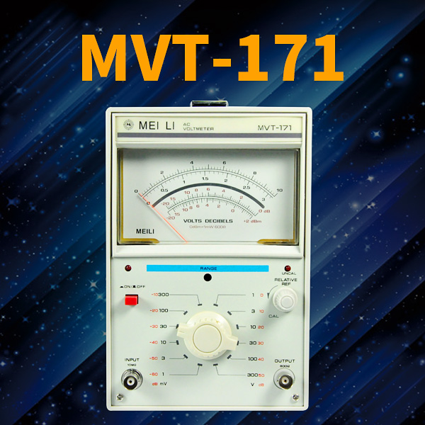 MVT-171 Single adjsutabel digital millivoltmeter