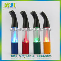 blue flash light shenzhen LED clearomizer T8 ecig atomizer electronic cigarette