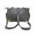 Hot selling waterproof mummy baby genuine leather diaper bag with changing pad
