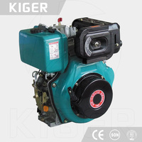 KIGER 9hp Small diesel engine for sale KG186FA