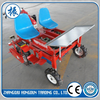 Pepper seedling transplanter
