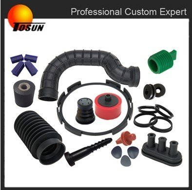 Moulded precision rubber components,precision rubber parts
