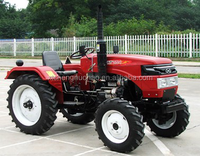 4WD 504 tractor trolley for sale Drivingwheeltractors used japanese farm tractor