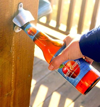 Portable Magnetic Beer Bottle Opener Cap Catcher for Bar Tools