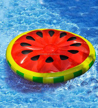 Watermelon Slice Island Inflatable Raft Cool Fun Float