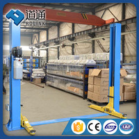 best quality cheap 2 post car lift with CE certificate