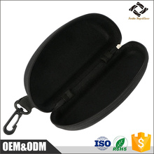 Modern design custom black eyewear sunglasses protect box hard eva sun glasses case